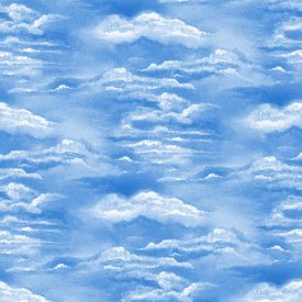 Blank Quilting-Snowscapes  7351-11 Lt. Blue