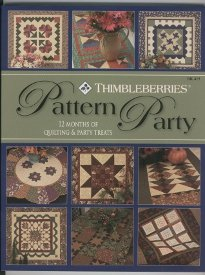 Thimbleberries Pattern Party