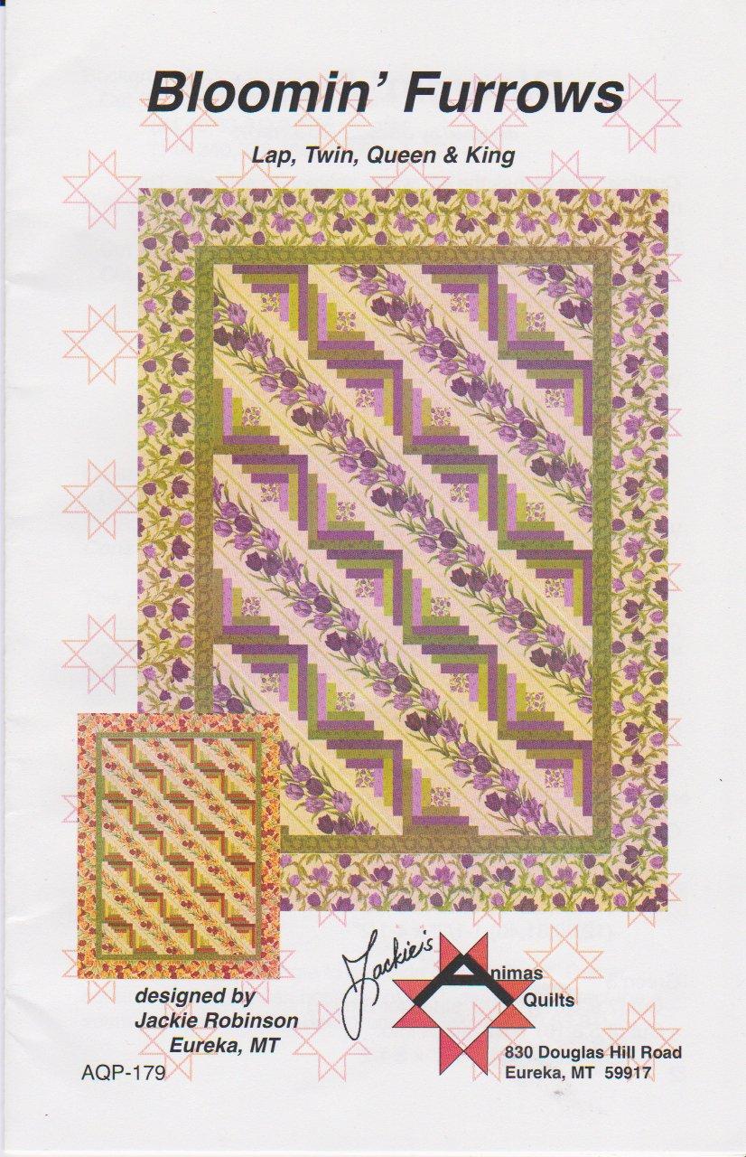 Benartex-Bloomin' Furrows Kit