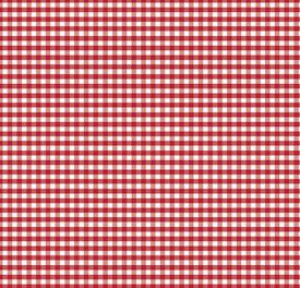 Riley Blake Designs-Small Gingham  C440-80 Red