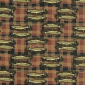 Blank Quilting-Field & Stream Flannel  6314-Brown