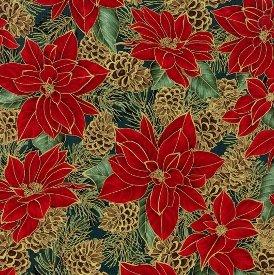 Hoffman Fabrics-Holiday Serenade  J9226-60G