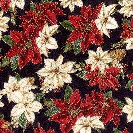 Hoffman Fabrics-Merry Birds  K7166-4G