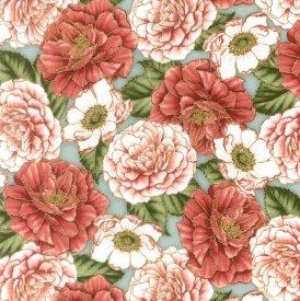 Hoffman Fabrics-Fairy Briar  L7271-D21G
