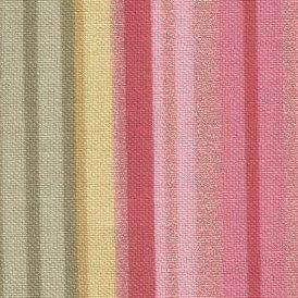 Lakehouse Dry Goods-La Belle Rose III-Ticking Stripe  LH04033-Petal