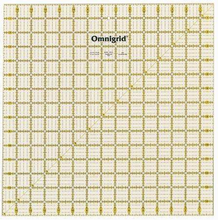 Ruler, 15' square, Omnigrid