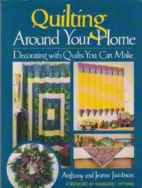 Quilting Around Your Home