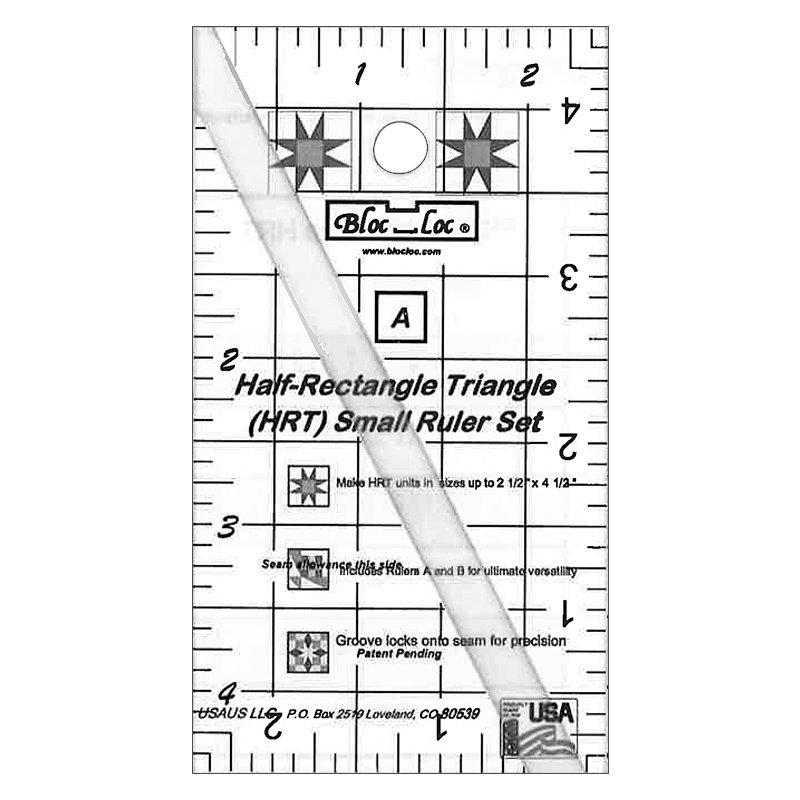 Half Rectangle Triangle Ruler