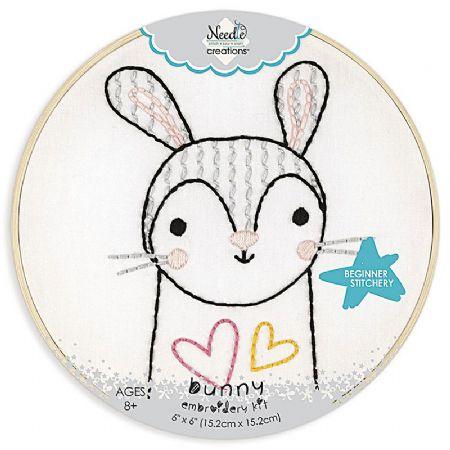 NC Easy Stitch Bunny