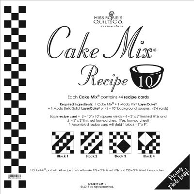 Cake Mix Recipe #10