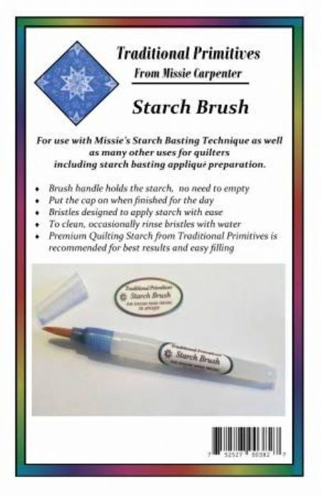 Starch Brush