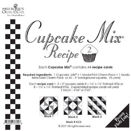 Cupcake Mix Recipe #2