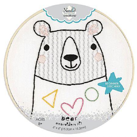 NC Easy Stitch Bear