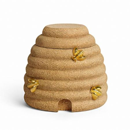 Busy Bee Cork Hive Box And Pins
