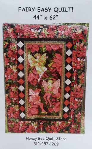 Fairy Easy Quilt! by Debbie Balagia