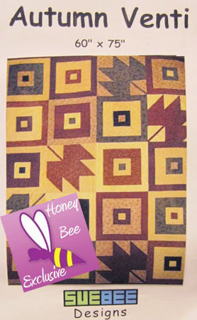 Autumn Venti Quilt Pattern