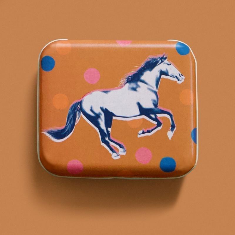 Darlings Mustang Tin