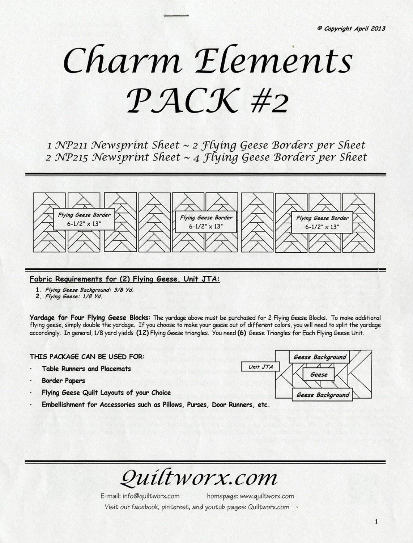 Charm Elements Pack 2