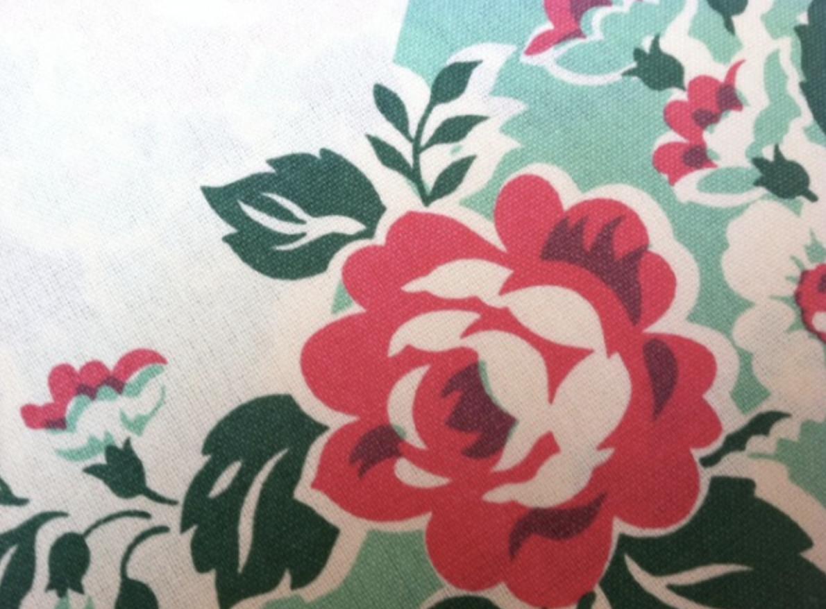 Moda Cottage Rose Tablecloth