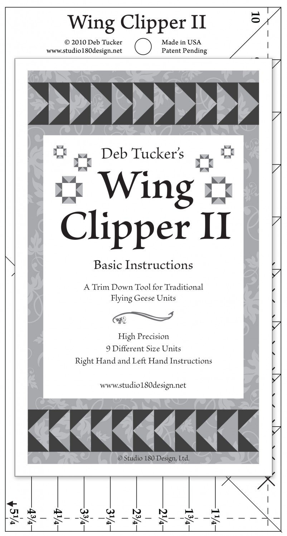 Deb Tucker's Wing Clipper 2