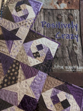 Reeling Quilt Kit  by Buggy Barn