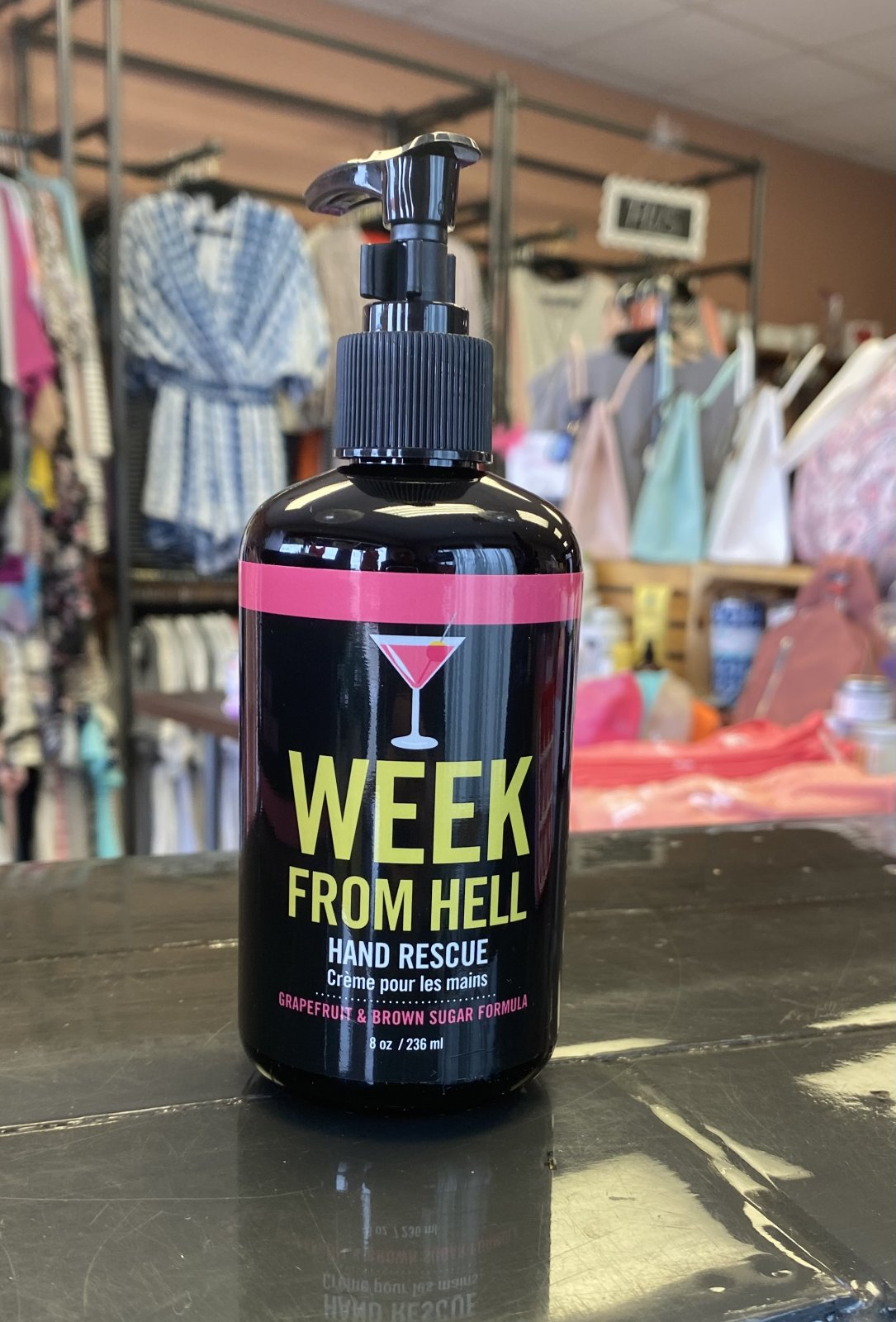 Week From Hell 8oz Hand Rescue