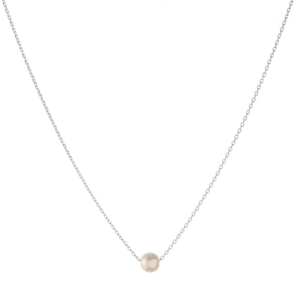 Silver/Gold Collar Necklace