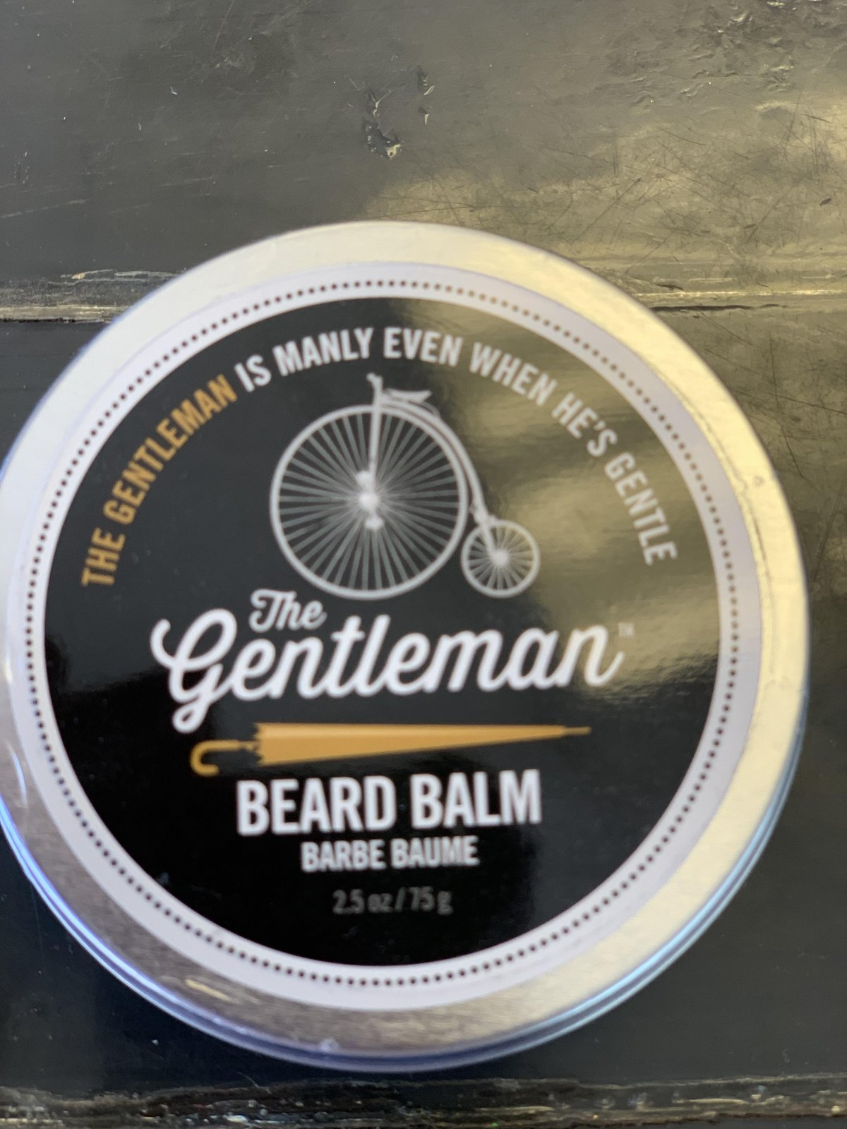 The Gentleman Beard Balm