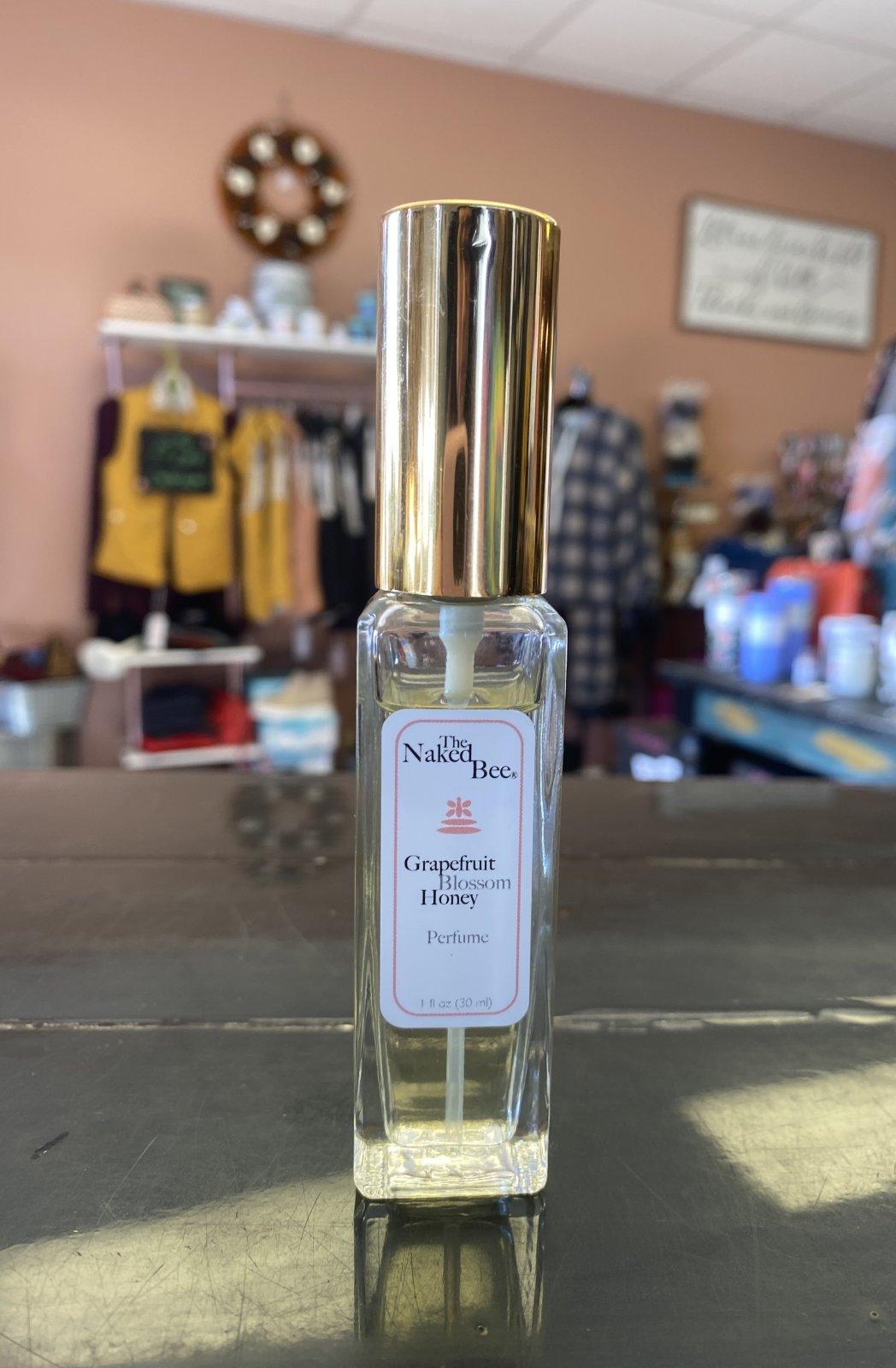 The Naked Bee Perfume Grapefruit Blossom Honey 1 fl oz