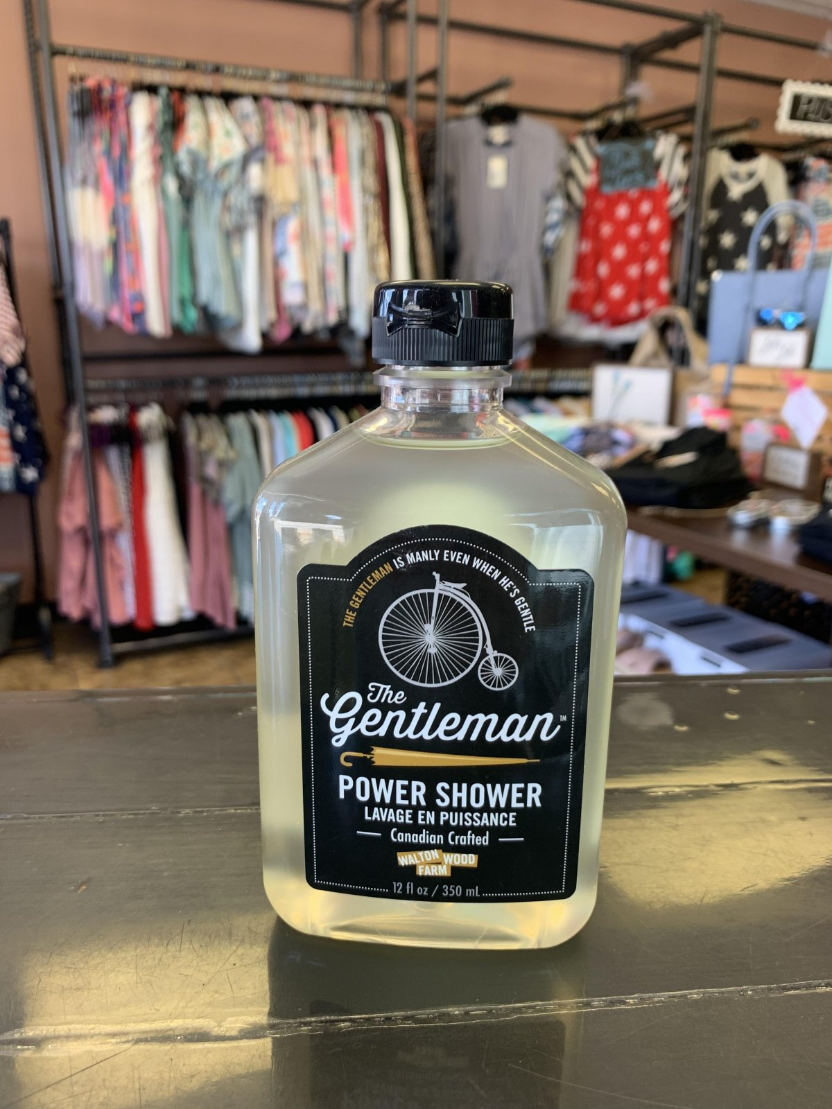 The Gentleman Power Shower