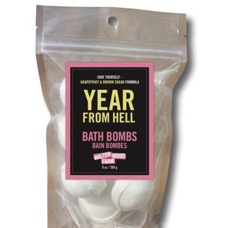 Year From Hell Bath Bombs