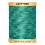 GUTERMANN Variegated Cotton 50wt Thread 800m - Bahama Ocean
