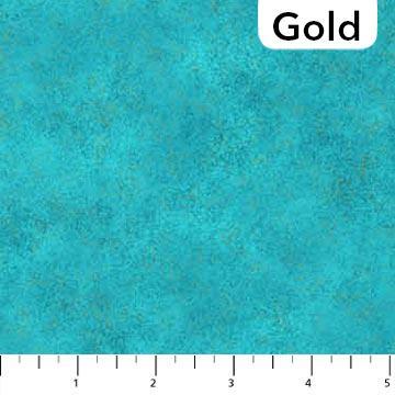 Northcott Shimmer Radiance  Caribbean 905064