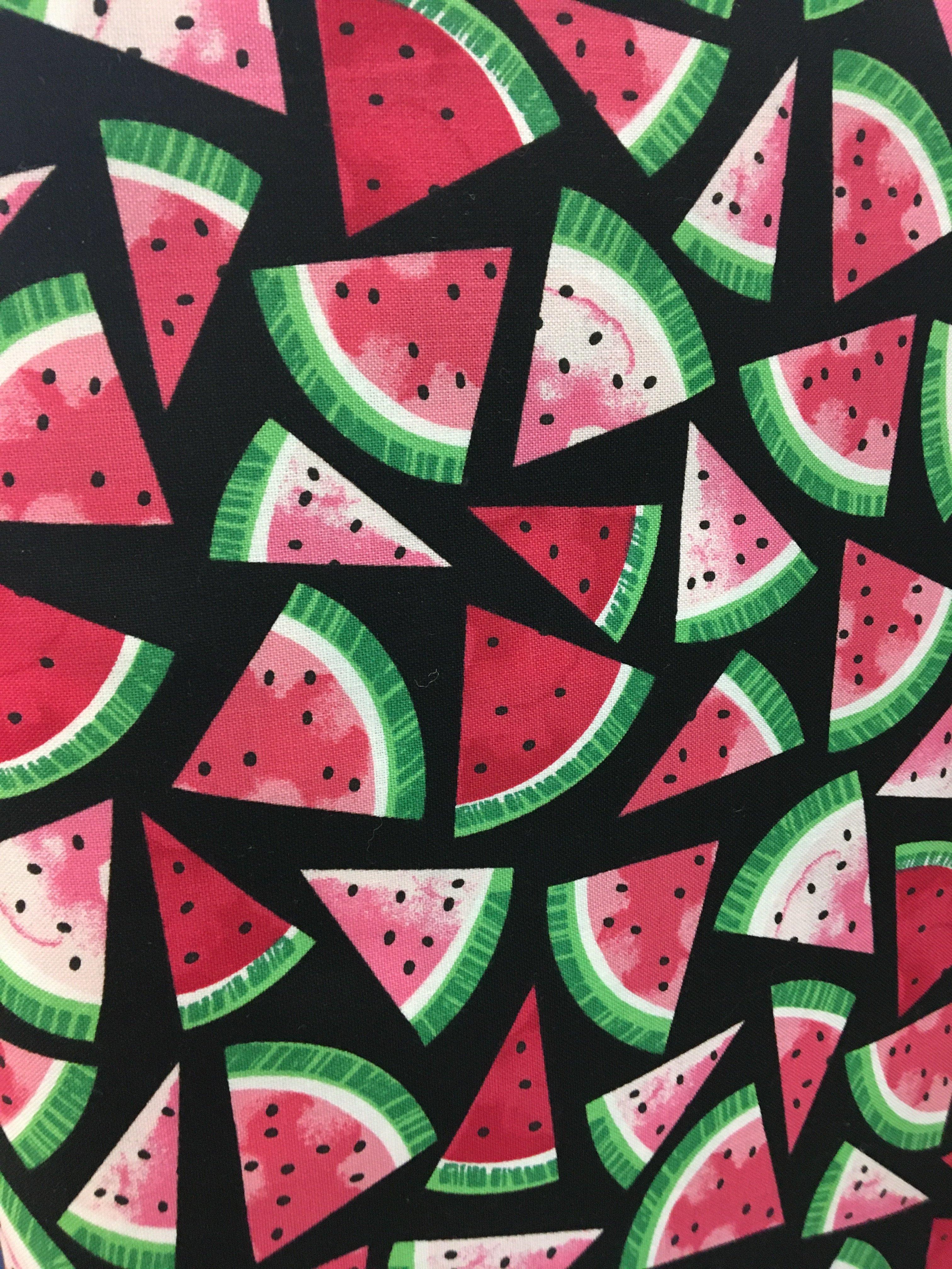 Timeless Treasures Watermelon