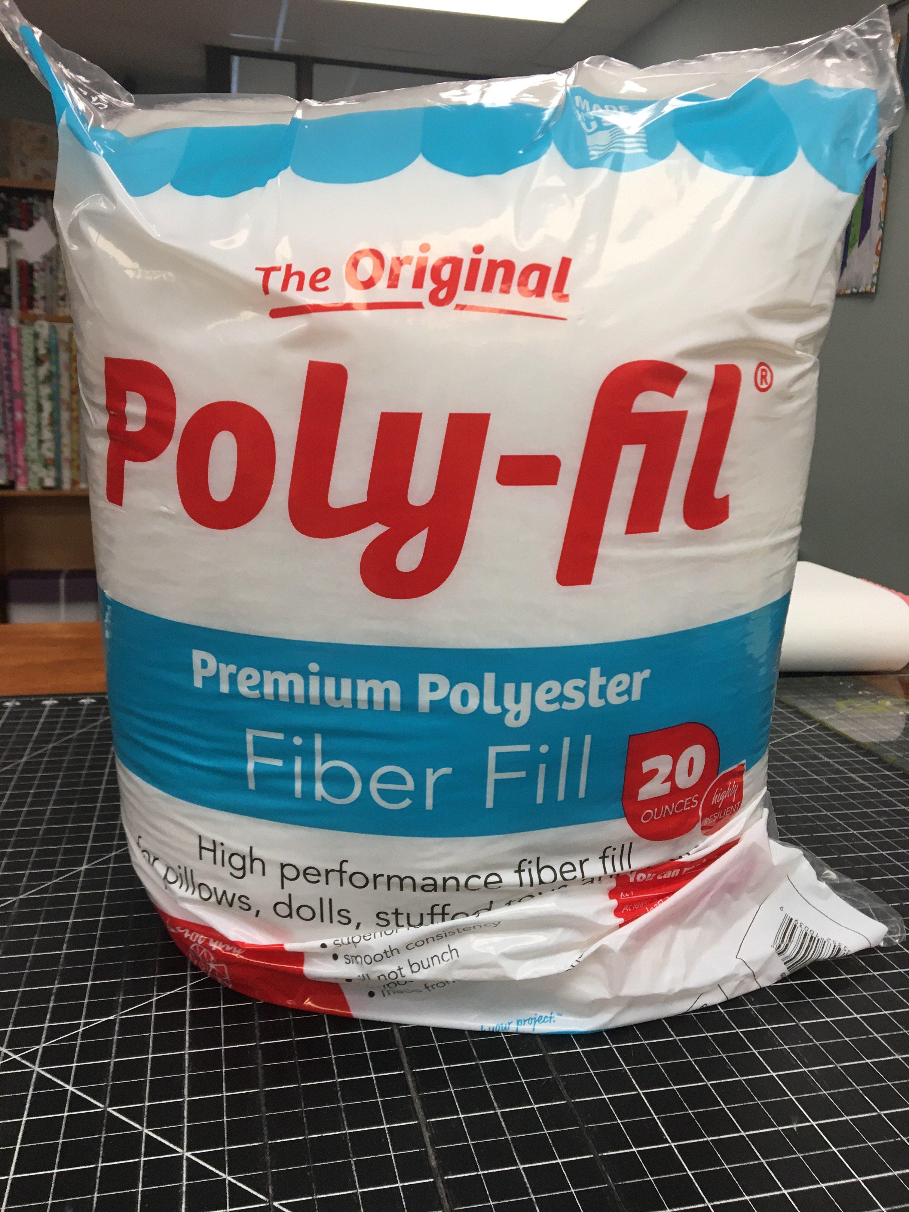 Poly-fil 20 ounces