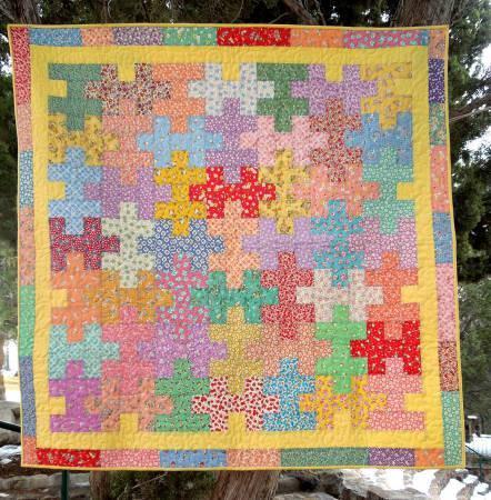 Cut Loose Pattern Puzzle Me