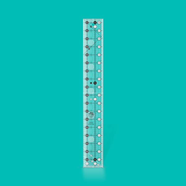 Creative Grids Ruler 2.5 by 18.5 inch CGR218
