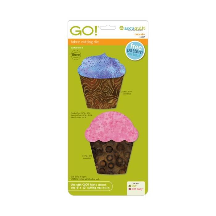 GO! Cupcake Die