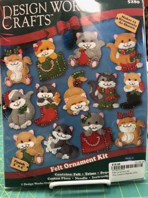 Felt Ornament Kit