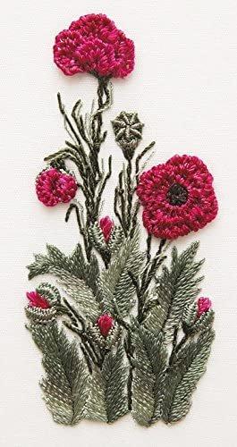Edmar Kit, Chinese Poppy #1706