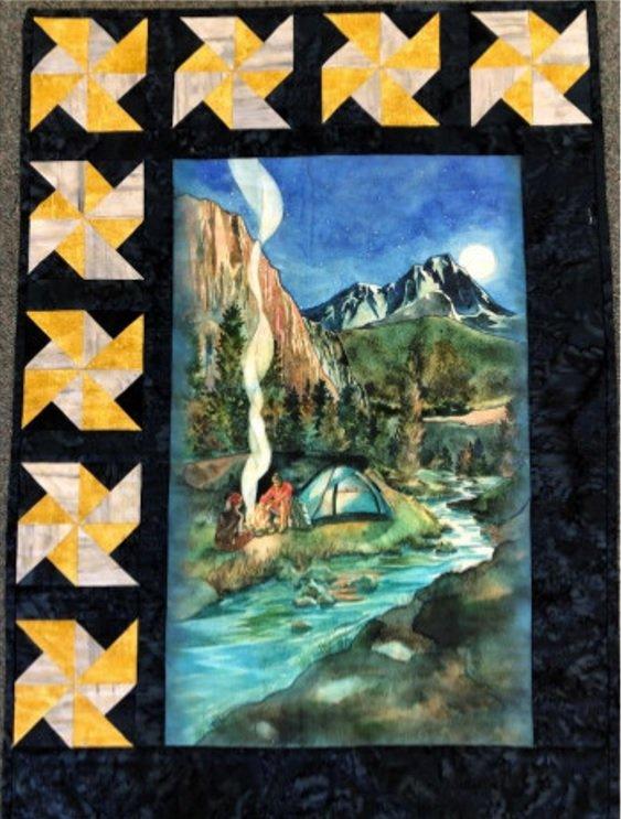 Rocky Mountain Sky Kit and Pattern