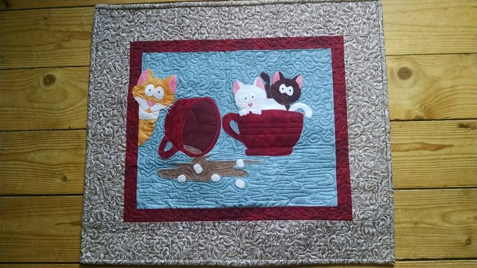 JQ Kitten Trouble Pattern