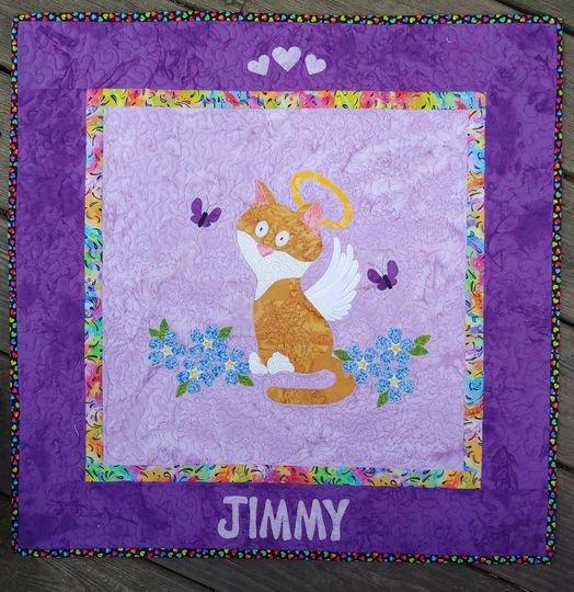 Angel Jimmy Pattern