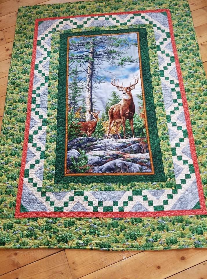 Deer Mountain Quilt