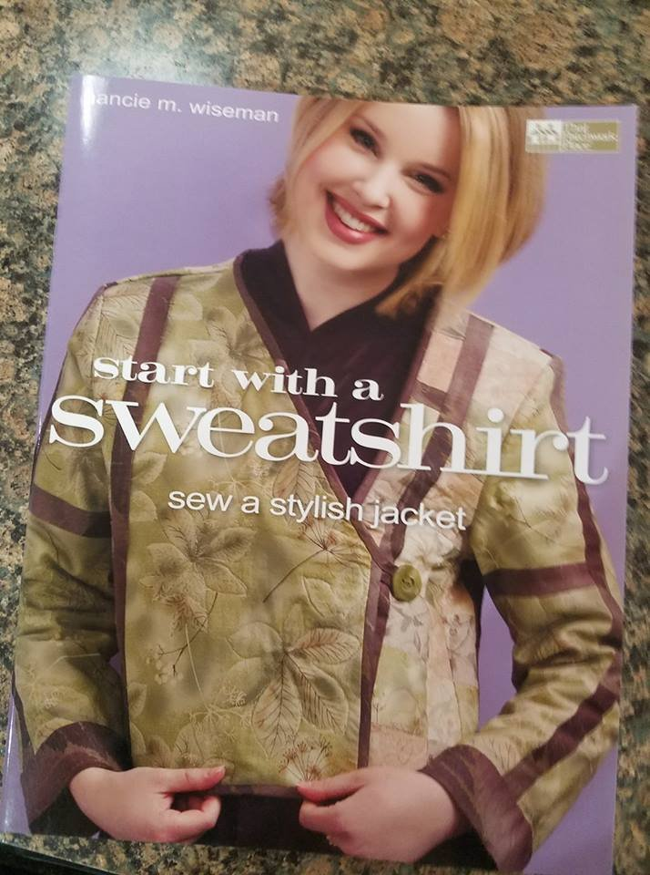 Start with a Sweatshirt