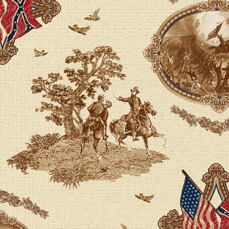 Gettysburg Toile