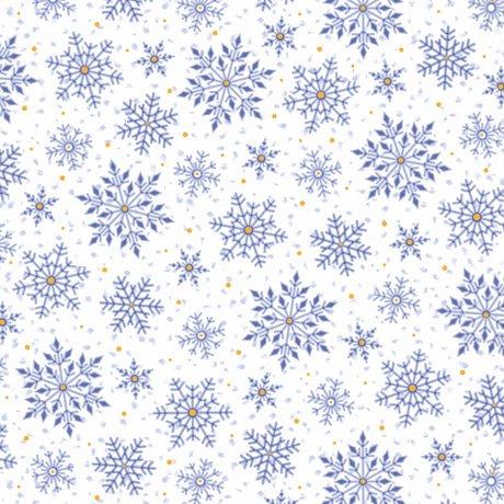 Santa's Night Out- Snowflakes