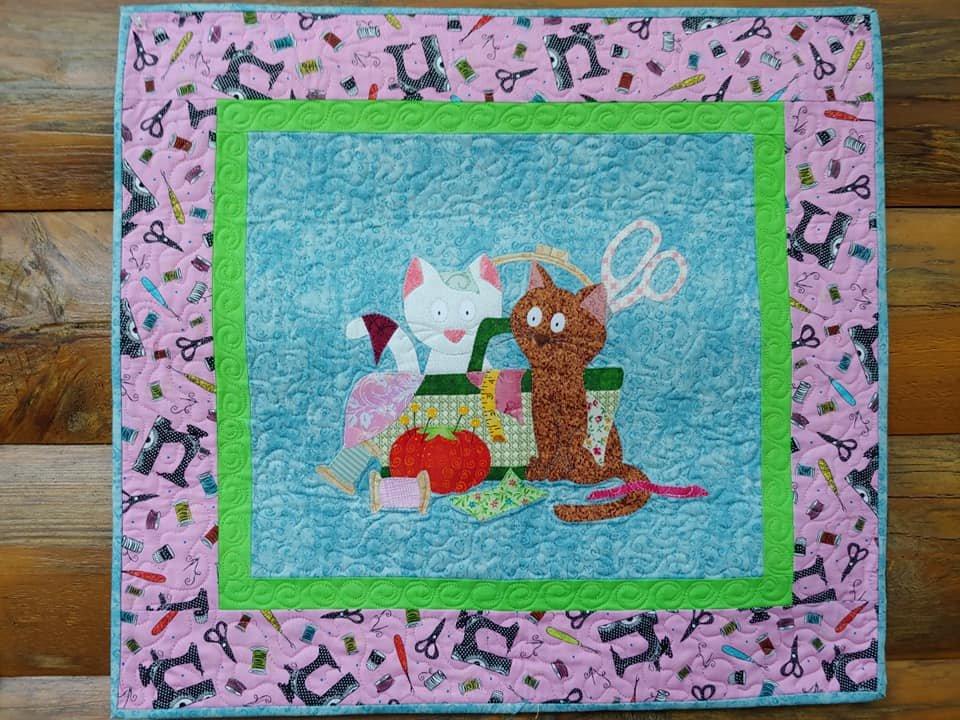 Hobby Cat Series: Sew Fun Pattern