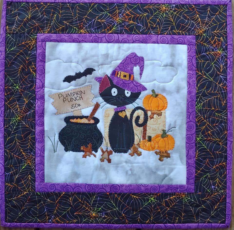JQ Orchid's Halloween Pattern