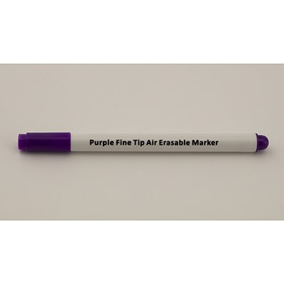 Nifty Notions Air Erasable Fabric Marker  Purple